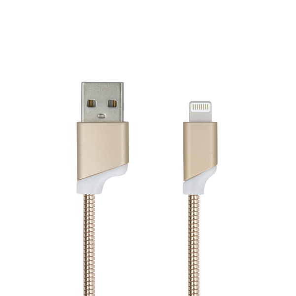 Forever USB Laddkit 2 A + iPhone 8 pin kabel | Iphone Laddare |