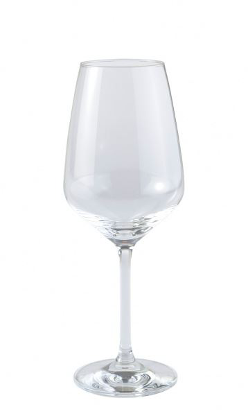 Set of 4 villeroy & boch voice white wine goblet set