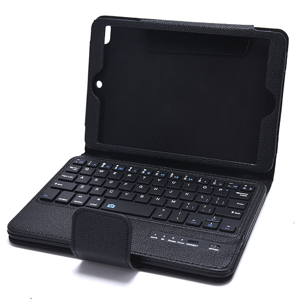 Unbranded Ipadmini5 tablet case folio cover stand w bluetooth keyboard un