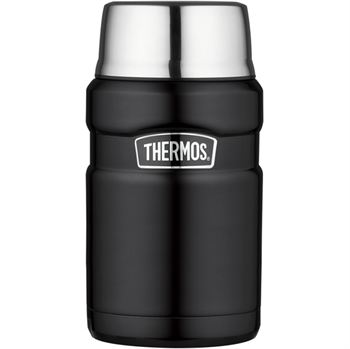 King food flask 710ml insulated stainless steel lid