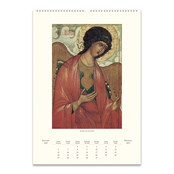 Cavallini Papers & Co. Russian Icons Calendar