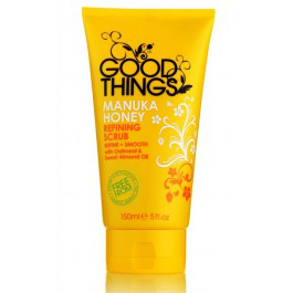 Manuka honey refining scrub good things 150 ml