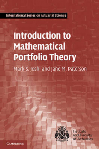 Introduction to mathematical portfolio theory by mark s josh