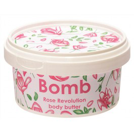 Rose revolution body butter bomb cosmetics