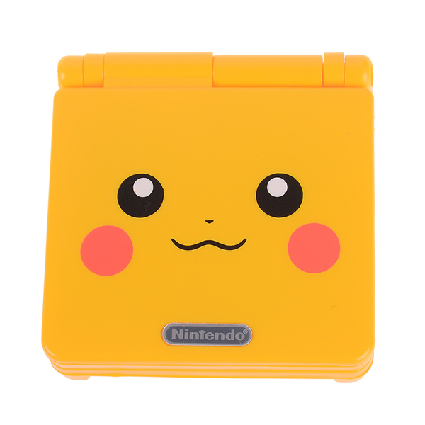 Replacement yellow limited housing shell case kit for gba sp gam