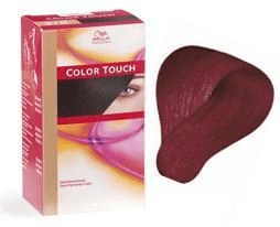 Wella color touch 66/45 red satin