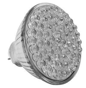 Led-lampa 3w mr16 6-pack