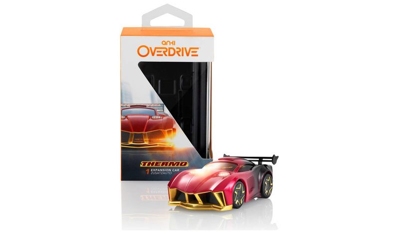 Anki overdrive expansion car – thermo