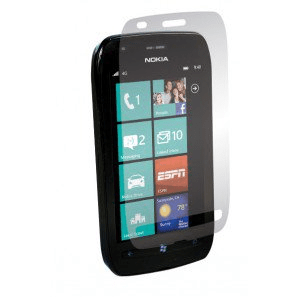 Nokia lumia 710 displayskydd (spegel)