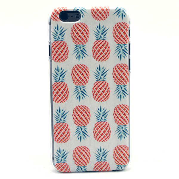 Backcover für iphone 6 – ananas