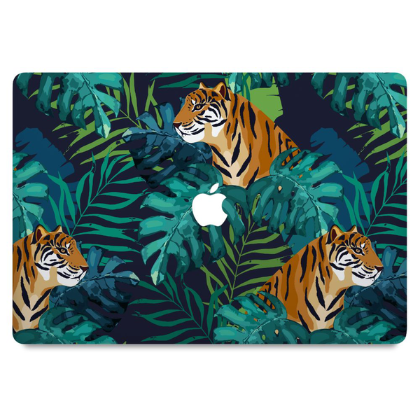 macbook air 11″ skin tiger