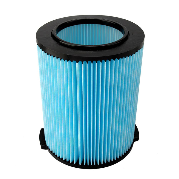 Vacuum filter replacement filter for ridgid vf5000 washable