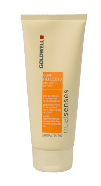 Goldwell sun reflects body lotion