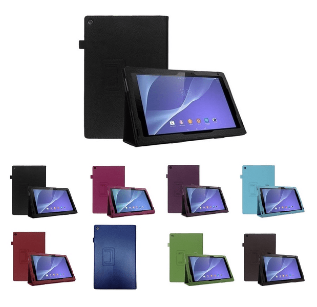 Standcase fodral sony xperia tablet z2 (sgp511)