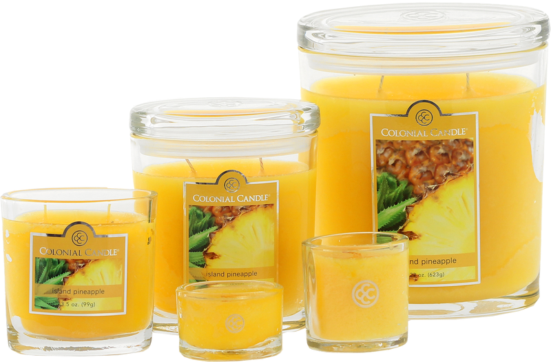 Colonial Candle - Island Pineapple