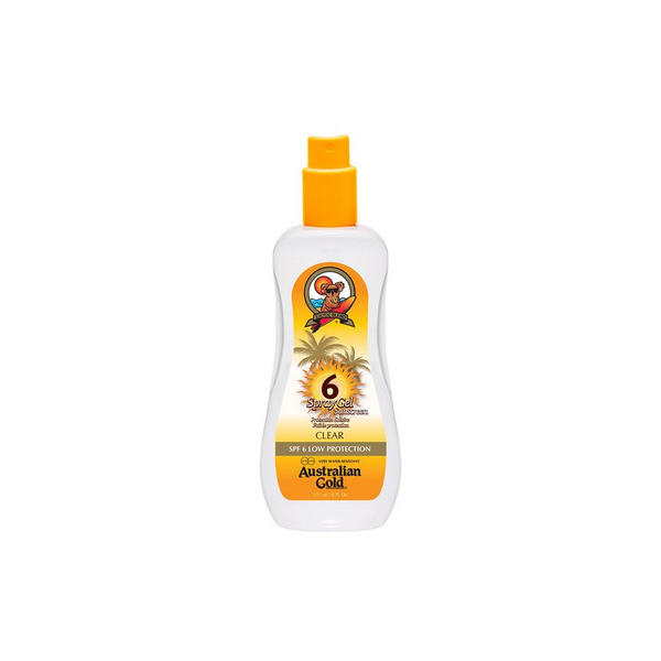 Spray solskydd sunscreen australian gold spf 6 (237 ml)