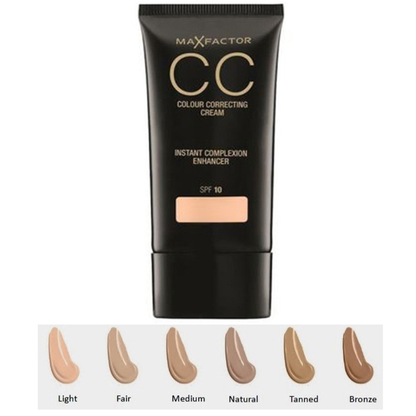 Max factor cc colour correcting cream spf 10 – fair