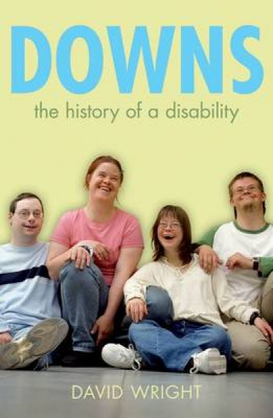 Downs the history of a disability by david wright