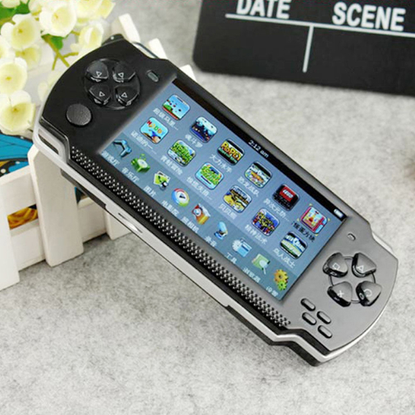 X6 8g 32 bit 4.3″ psp portable handheld game console player 1000