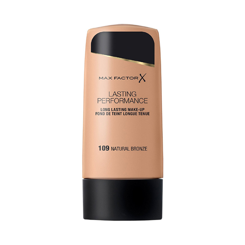 Max factor lasting performance foundation w109 natural bron