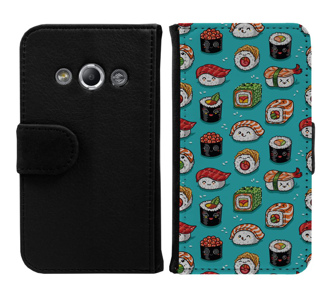 Samsung galaxy xcover 3 plånboksfodral sushi sweeties
