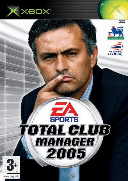 Total club manager 2005 -xbox