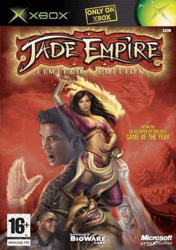 Jade empire – limited edition- xbox