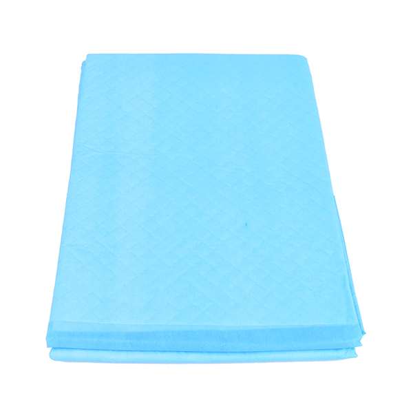 Economy pads adult urinary incontinence disposable bed pee under