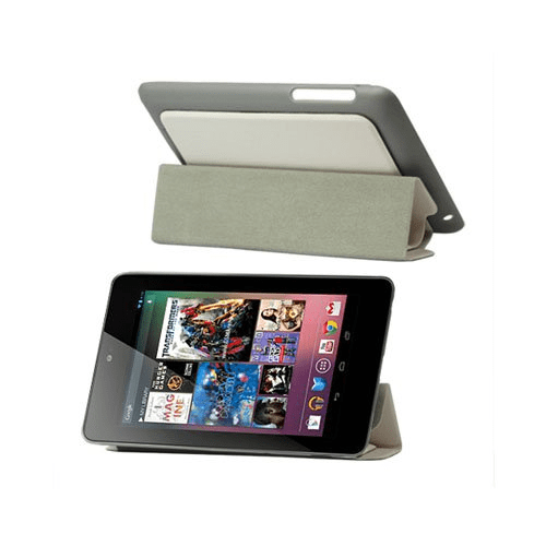 Techno (vit) google nexus 7 fodral