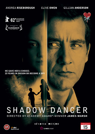 Shadow dancer (2012) – dvd
