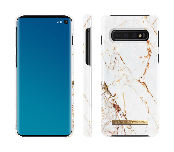 Ideal of sweden samsung galaxy s10 – carrara gold