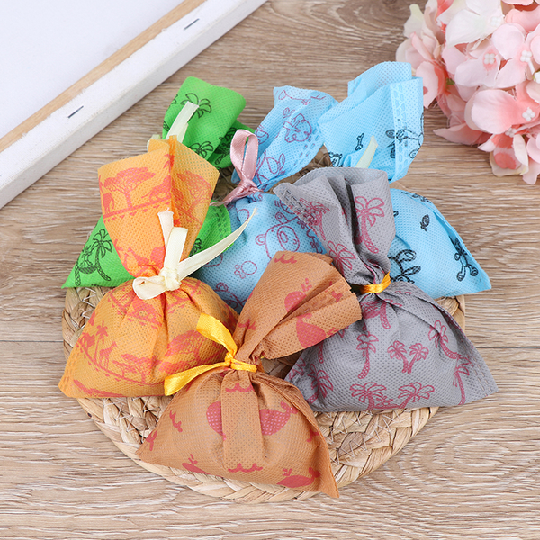1x natural fresh air purifying bags activated charcoal mold odor