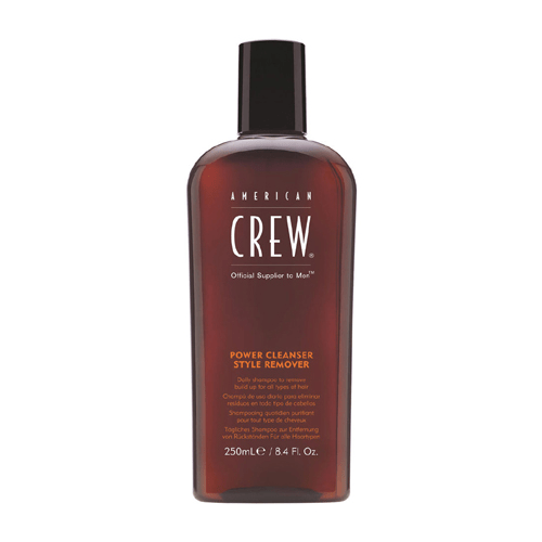 American crew power cleanser style remover schampoo 250ml