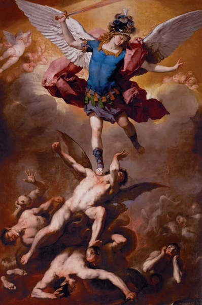 The Fall of the Rebel Angels,Luca Giordano,60x40cm Giordano,60x40cm Giordano,60x40cm 59d7f4