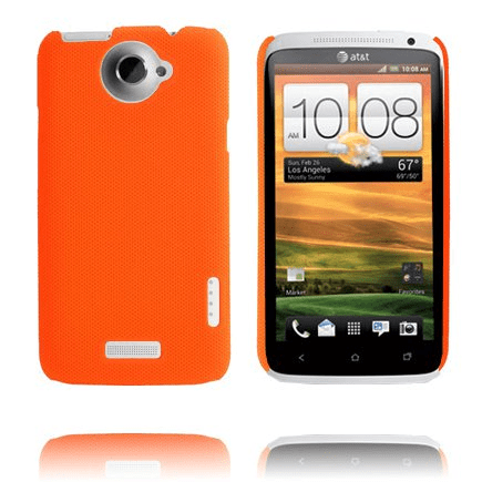Supreme (orange) htc one x skal