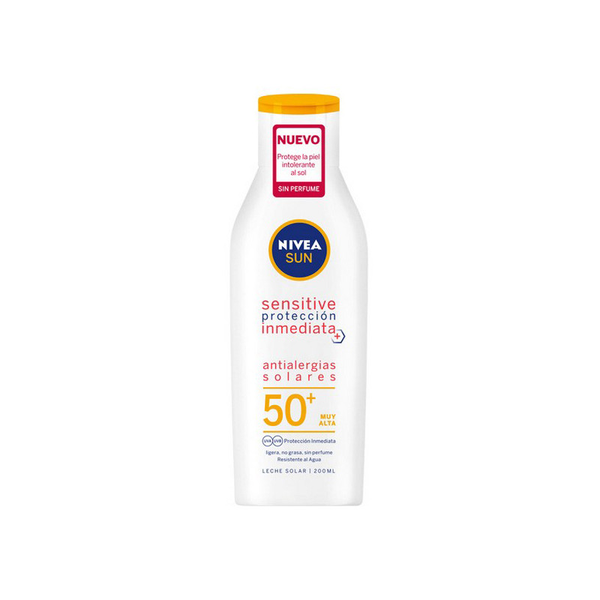 Solskydd utan allergener sensitive nivea (200 ml)