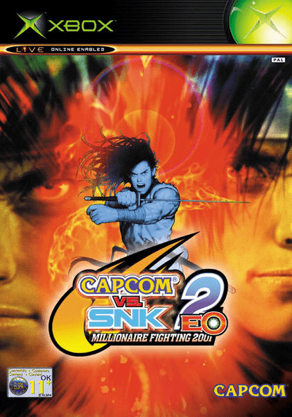 Capcom vs. snk 2: eo – xbox