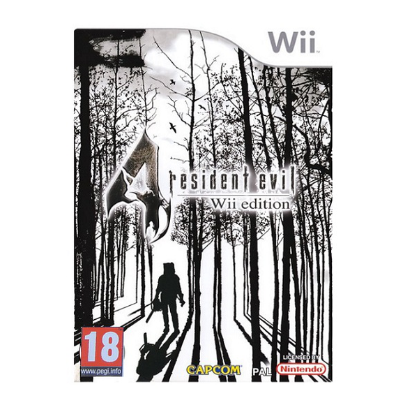 Resident evil 4 wii edition nintendo wii