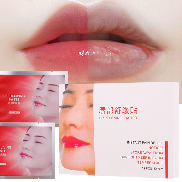 Anesthetic paste mask lip care lip tattoo relieve pain and