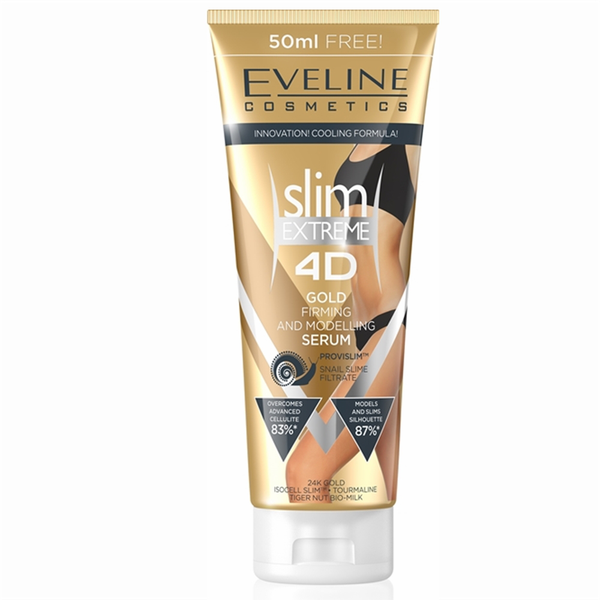 Ny slim extreme 4d gold firming and shaping serum