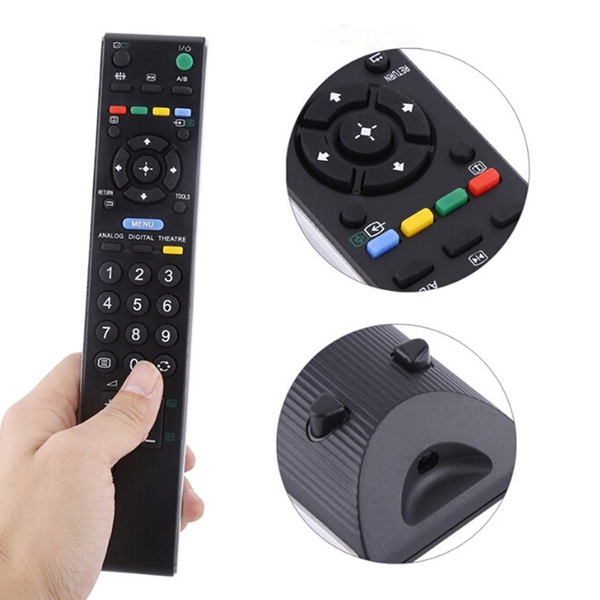 Rm-ed009 replacement tv remote control for smart lcd tv remote c