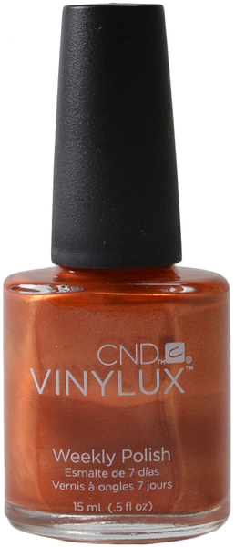 Cnd vinylux modern folklore collection – fine vermillion