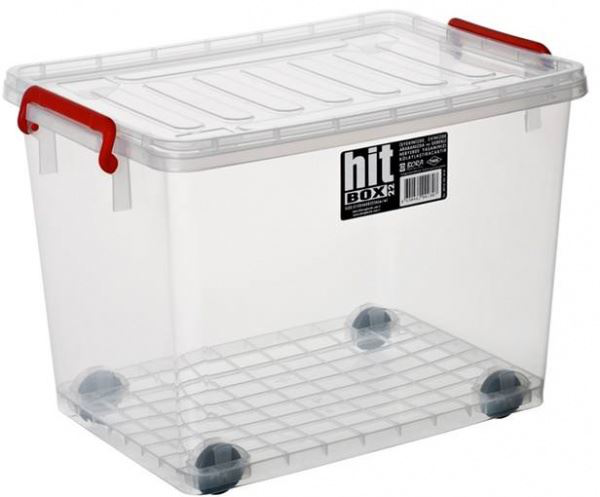 32 ltr Hit Storage Box Can Can Can be used in bedroom Storage d0556b
