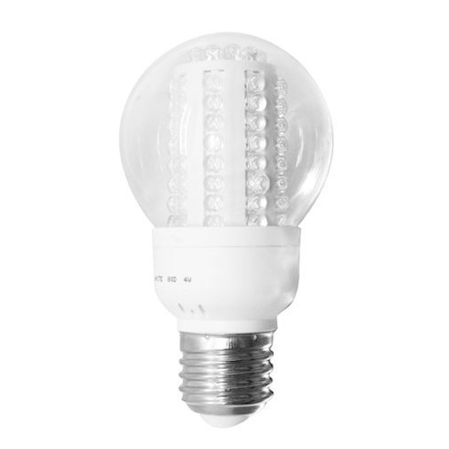 Led-lampa e27 4w 6-pack
