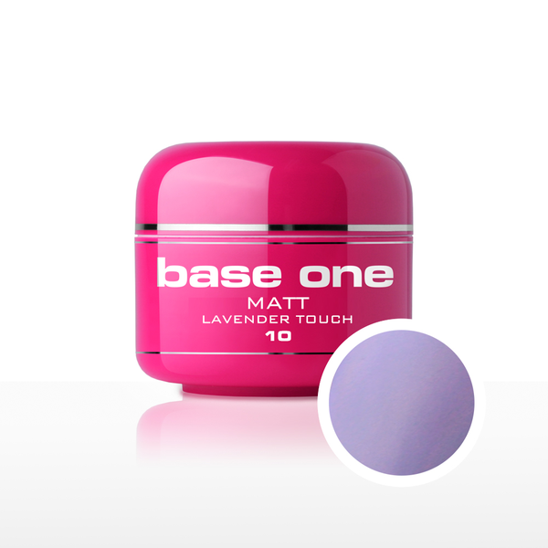 Base one matt lavander touch- 5g