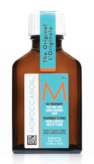 Moroccanoil oil light treatment