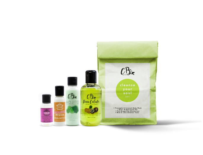 Cleanse your soul detox pack
