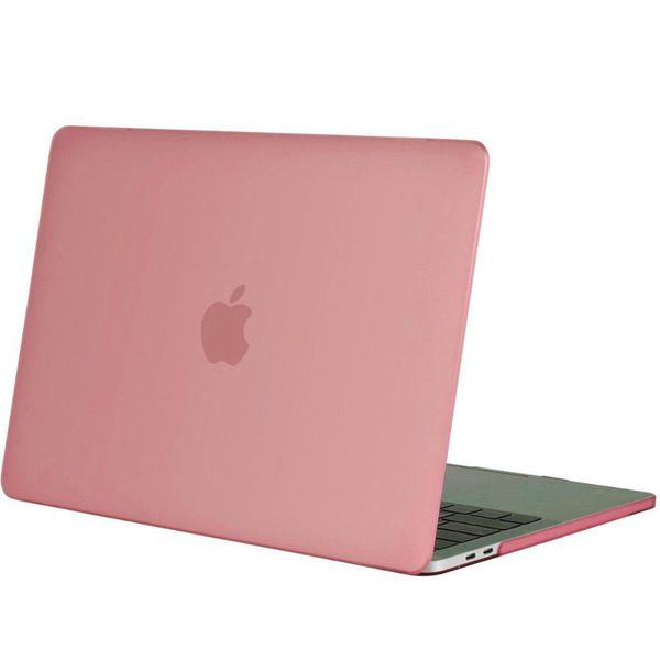 Macbook air 13 skal – rosa (2018-2019)