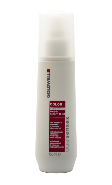 Goldwell color rich leave in fluid