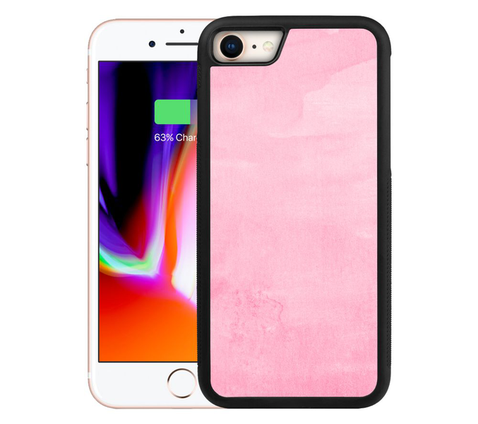 Apple iphone 8 mobilskal cloudy pink